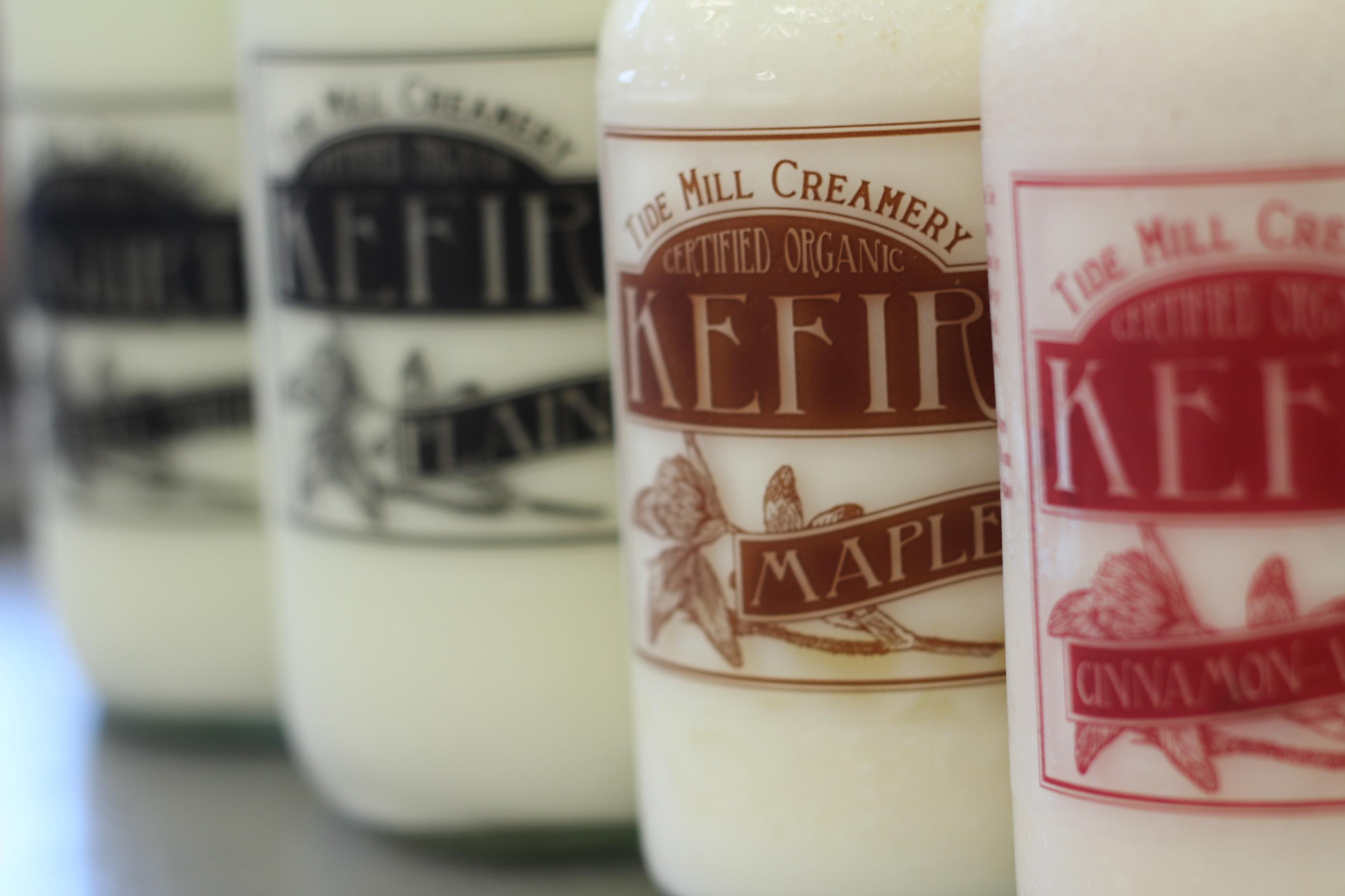 Cheese Yogurt Kefir Amp Raw Goat S Milk Tide Mill Creamery