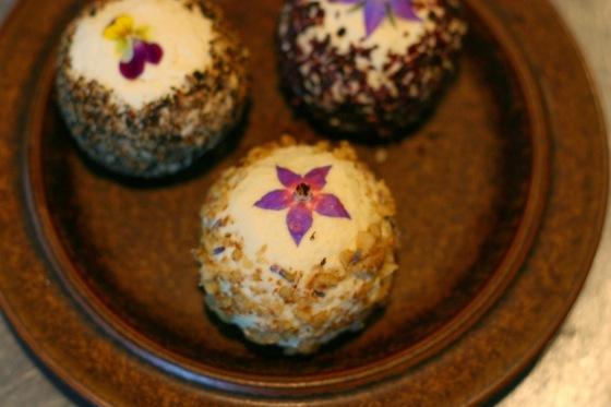 Honey Lavender Walnut Boule